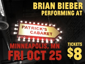 Cabaret Tickets Oct 25